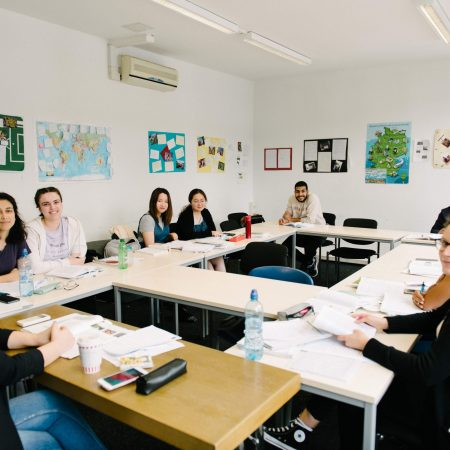 B1 GERMAN INTENSIVE COURSE